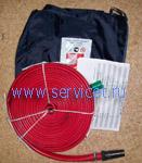 Внутриквартирное пожаротушение УВП в сумке  (комплект) 19 мм.
